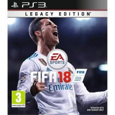 Joc consola EAGAMES FIFA 18 PS3 RO - Joc PS1