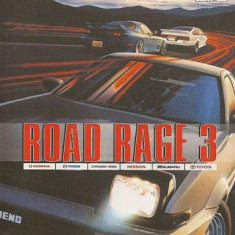 Road rage 3   - PS2 [Second hand], Curse auto-moto, 3+, Multiplayer