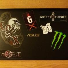 Laptop Asus X552CL-SX032D, Intel Core i3, Diagonala ecran: 15, 500 GB