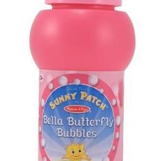Jucarie Cu Baloane De Sapun Bella Butterfly Bubbles Melissa And Doug - Jocuri arta si creatie Melissa & Doug