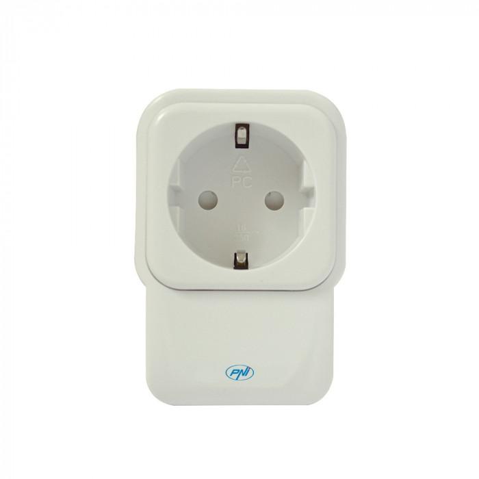 Resigilat : Priza inteligenta wireless PNI PA001 controlata de sistem alarma Smart