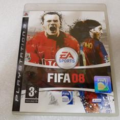 Joc PS3 PlayStation3 FIFA 08 - poze reale - Jocuri PS3 Ea Sports, Sporturi, 3+, Multiplayer