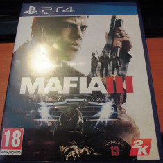 Mafia III, PS4, original, alte sute de jocuri! - Jocuri PS4, Shooting, 18+, Multiplayer