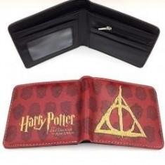 Portofel Harry Potter Triangle - Bretele Barbati