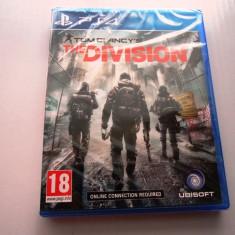 Joc Tom clancy's The Division, PS4, original si sigilat, alte sute de jocuri! - Jocuri PS4, Shooting, 18+, Multiplayer