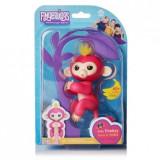 Jucaria Fingerlings Maimuta inteligenta, maimutica Baby Tinge Monkey - Jocuri Logica si inteligenta, Unisex