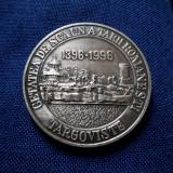 Medalie Targoviste - Cetatea de scaun - Heraldica