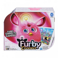 Jucarie inteligenta Furby Connect Hasbro - Jocuri Logica si inteligenta