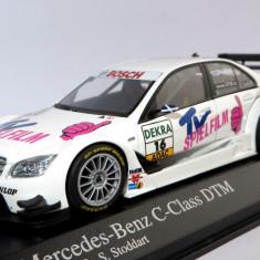 """Minichamps Mercedes C-Class  """"TV Spiefilm""""  DTM 2008 1:43"""