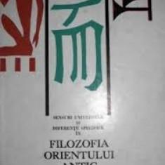 Ion Banu Filozofia Orientului Antic 1 # - Filosofie