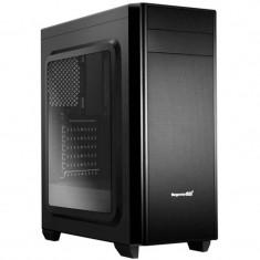 Carcasa Segotep Halo 5 Black - Carcasa PC Segotep, Middle Tower
