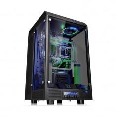 Carcasa Thermaltake The Tower 900 Negru - Carcasa PC