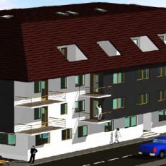 Dezvoltator imobiliar vinde apartamente si garsoniere zona Coresi, 3, Etajul 1