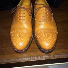 Pantofi barbati piele nr 41