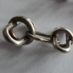 Butoni argint vintage -2535