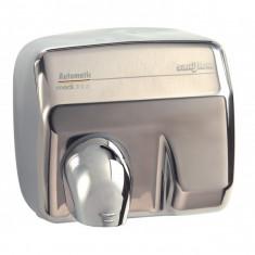 Uscator de maini SANIFLOW, inox lucios, actionare cu senzor, Mediclinics