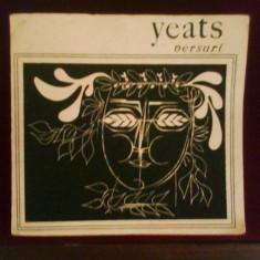 William Butler Yeats Versuri - Carte poezie, An: 1965