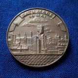 Medalie Satu - Mare - 14 Mai - Heraldica