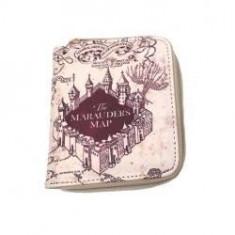 Portofel Harry Potter Marauder's Map - Bretele Barbati