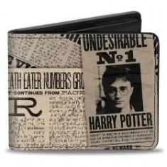 Portofel Harry Potter Undesirable No 1 - Bretele Barbati