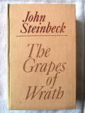 """Cumpara ieftin """"THE GRAPES OF WRATH"""", John Steinbeck, 1978. Carte in limba engleza, noua"""