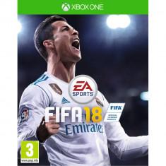 Joc consola EAGAMES FIFA 18 Xbox One RO - Jocuri Xbox