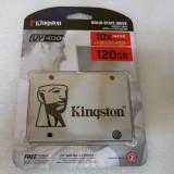 "Solid State Drive SSD Kingston SSDNow UV400, 120GB, 2.5"", SATA III - poze reale, SATA 3"