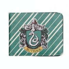 Portofel Harry Potter Hogwarts Express 9 3/4 Slytherin - Bretele Barbati
