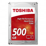 Hard disk Toshiba P300 500GB 7200rpm 64MB SATA III, 500-999 GB, 7200, SATA 3