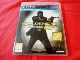 Joc 007 Golden Eye Reloaded, PS3, original, alte sute de jocuri!, Actiune, 18+, Single player, Sony
