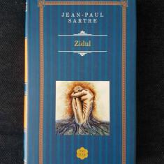 J-P. Sartre - Zidul - Carte de aventura