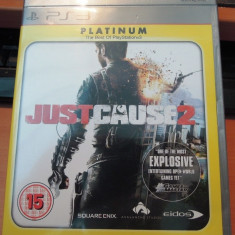 Just Cause 2 PS3, alte sute de jocuri! - Jocuri PS3 Sony, Actiune, 16+, Single player
