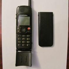PVM - Mobil telefon vechi colectie MITSUBISHI MT-35 fabricat Franta