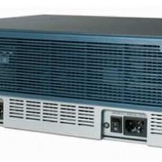 Cisco 3845 Integrated Services Router - Router wireless Cisco, Porturi LAN: 3