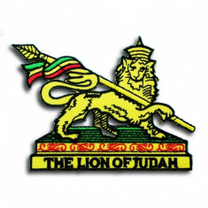 Emblema The Lion Of Judah Jamaica