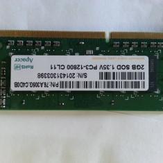 Memorie laptop - Memorie RAM laptop Apacer