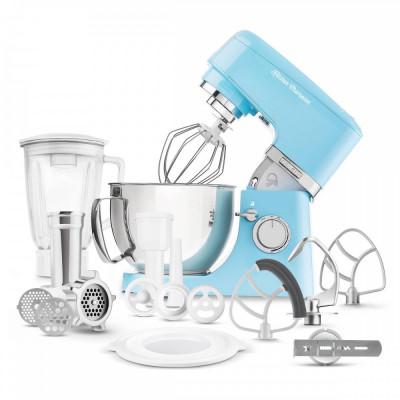 Robot de bucatarie Sencor STM 6352BL 1000W 4.5l Blue foto
