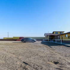 Restaurant terasa & motel - Spatiu comercial de vanzare, Parter, 400000 mp, An constructie: 2014