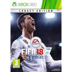 Joc consola EAGAMES FIFA 18 Xbox 360 RO - Jocuri Xbox