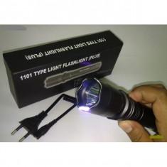 Lanterna ergonomica, cu electrosoc