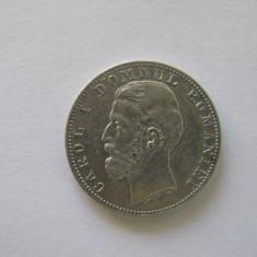 2 LEI 1881 STARE EXCELENTA++ LUCIU!! - Moneda Romania, Argint