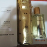 -TESTER MANCERA MUSK OF FLOWERS - 120 ML - Parfum femeie, Apa de parfum, 125 ml