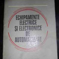 Echipamente Electrice Si Electronice De Automatizare - C. Nitu I. Matlac C. Festila, 541264 - Carti Electrotehnica