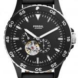 Fossil ME3148 ceas barbati nou 100% original. Garantie.In stoc - Livrare rapida. - Ceas barbatesc Fossil, Casual, Mecanic-Automatic, Inox, Piele, Rezistent la apa