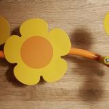 Plafonieră și aplică de perete ALBINUȚĂ pentru cameră de copii - Corp de iluminat, Aplice