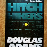 Douglas Adams - The Hitchhicker's Guide to the Galaxy - Carte in engleza