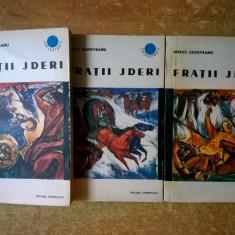 Mihail Sadoveanu – Fratii jderi {3 volume} - Roman