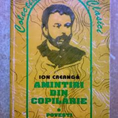 Ion Creanga - Amintiri din copilarie * Povesti - Roman