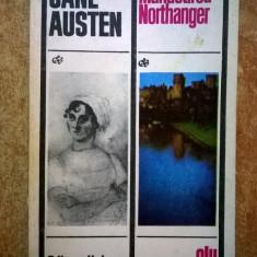 Jane Austen – Manastirea Northanger - Roman