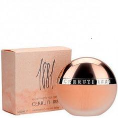 Cerruti 1881 Pour Femme EDT 50 ml pentru femei - Parfum femeie Cerruti, Apa de toaleta, Lemnos